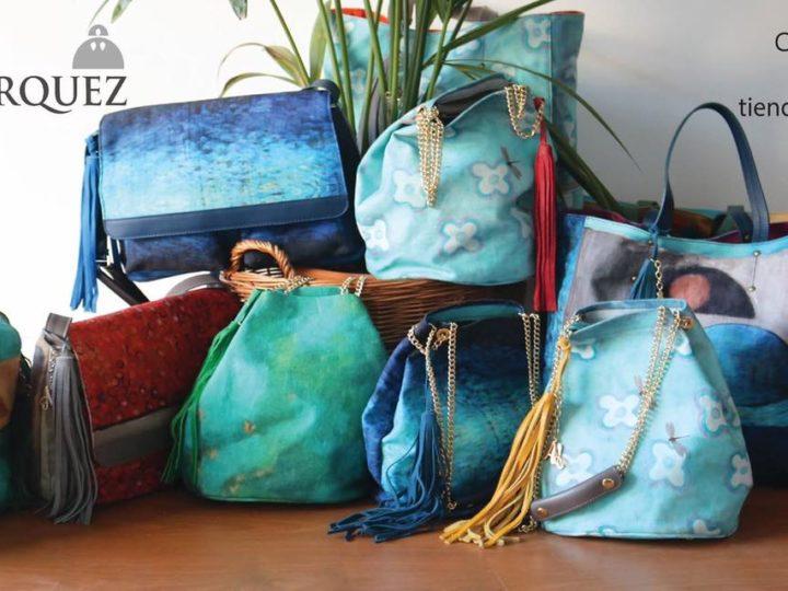 Presentación de la nueva colección de bolsos de Ana Márquez
